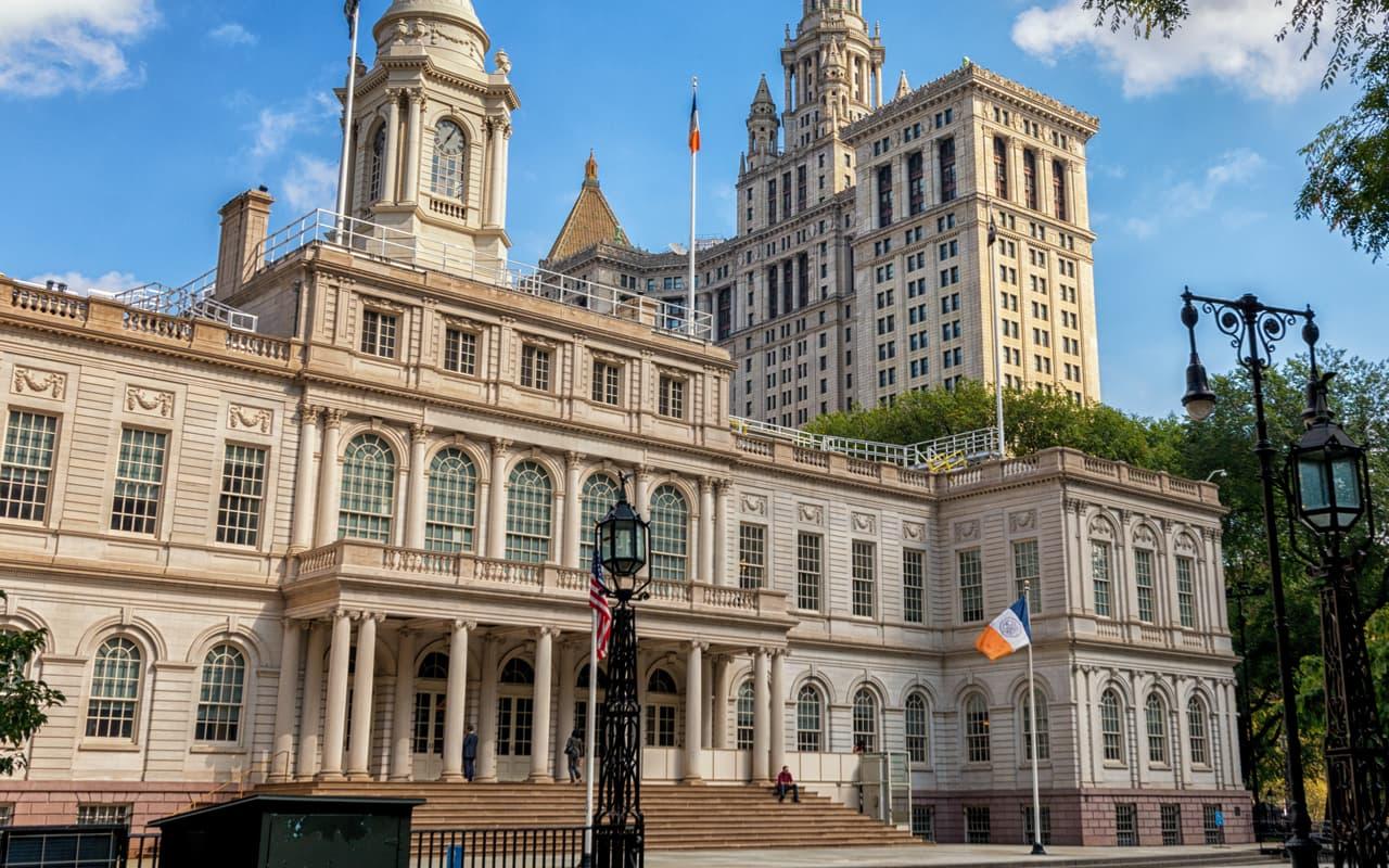 city hall nueva york